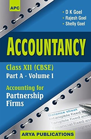 Goel accountancy class pdf dk 11