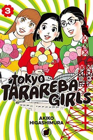 Tokyo Tarareba Girls, Vol. 3