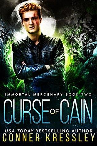 Curse of Cain (Immortal Mercenary Book 2)