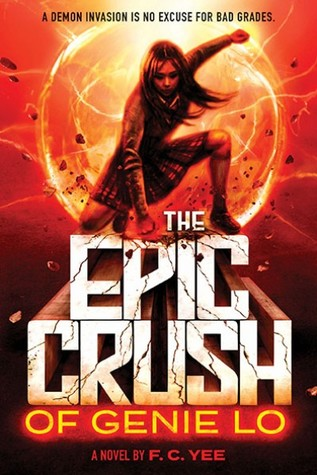 The Epic Crush of Genie Lo (The Epic Crush of Genie Lo #1)