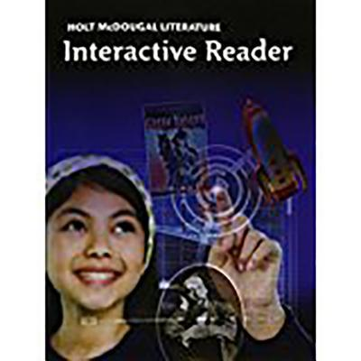 Holt McDougal Literature: Interactive Reader Grade 7