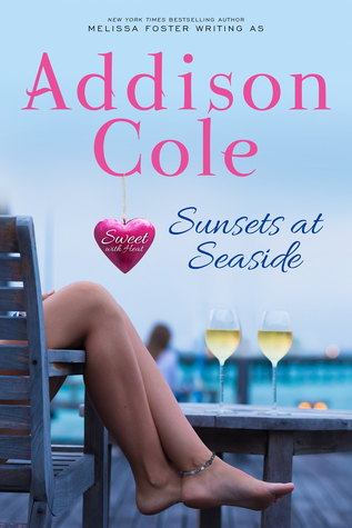 Sunsets at Seaside (Sweet with Heat: Seaside Summers, #4)