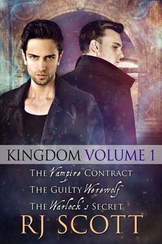 Book Review: Kingdom Volume 1 by RJ Scott