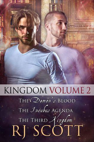 Book Review: Kingdom Volume 2 by RJ Scott