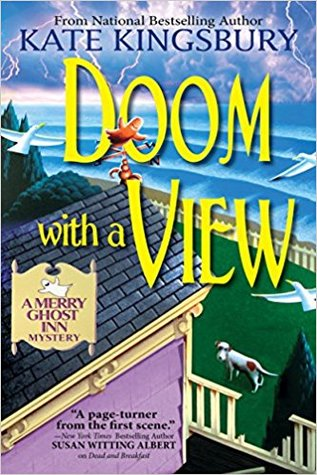 Doom with a View (Merry Ghost Inn #2)