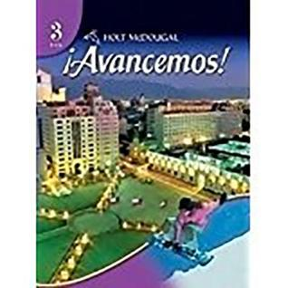 �avancemos!: Student Workbook Package Level 3