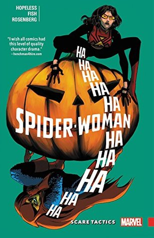Spider-Woman: Shifting Gears, Volume 3: Scare Tactics