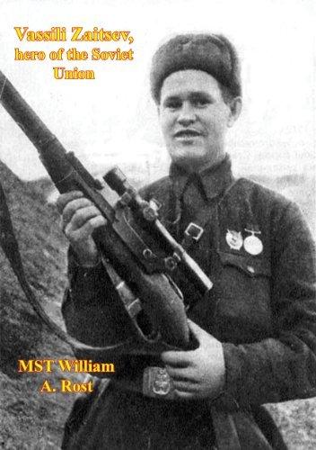 Vassili Zaitsev, Hero Of The Soviet Union