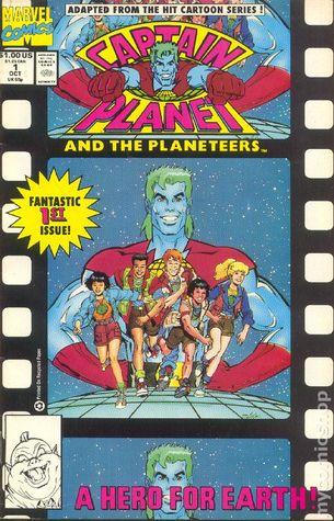 Captain Planet #1