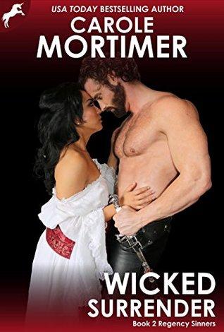 Wicked Surrender (Regency Sinners, #2)