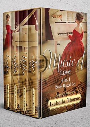 The Music of Love Boxed Set: The Amelia Atherton Collection (The Amelia Atherton Sweet and Wholesome Regency Romance Series)
