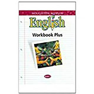 Houghton mifflin english workbook plus consumable level 7 by houghton mifflin english workbook plus consumable level 7 fandeluxe Images