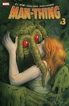 Man-Thing #3 by R.L. Stine