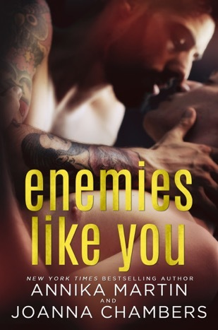 Recent Release Review: Enemies like You (Enemies with Benefits #0.5-1) by Joanna Chambers and Annika Martin