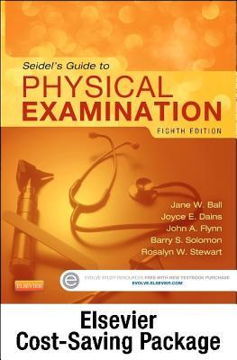 Physical Examination and Health Assessment Online for Seidel's Guide to Physical Examination (Access Code, and Textbook Package)