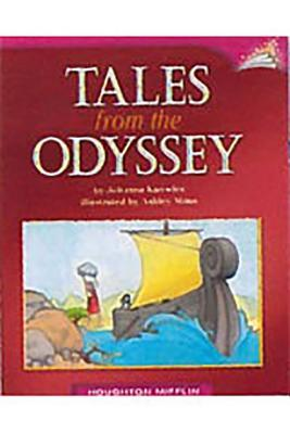 Houghton Mifflin Reading Leveled Readers: Leveled Readers 6 Pack Above Level Grade 6 Unit 4 Selection 3 Book 18 - Tales from the Odyssey