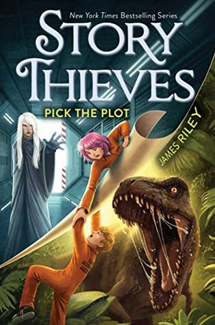 Pick the Plot (Story Thieves #4)