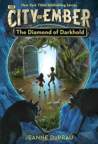The cover of The Diamond of Darkhold by Jeanne DuPrau