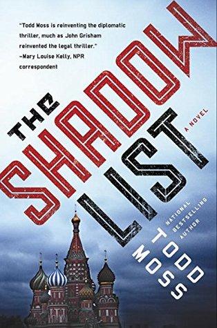 The Shadow List (Judd Ryker #4)