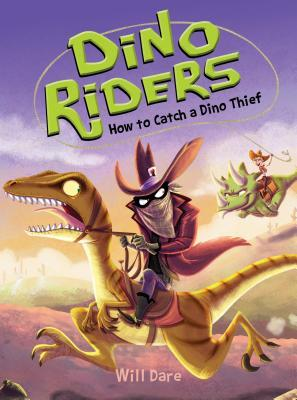 How to Catch a Dino Thief (Dino Riders)