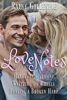 Love Notes Trilogy 1: Hearts in Harmony, Waltzing on Wheels, Healing a Broken Harp
