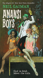 Anansi Boys-book cover