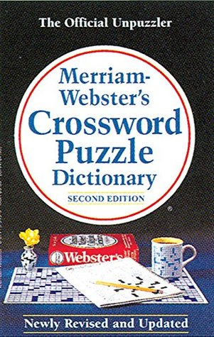 Merriam - Webster's Dictionary of Crossword Puzzle