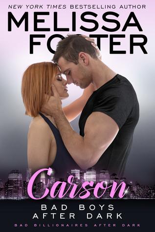 Carson (Bad Boys After Dark, #3; Billionaires After Dark #7; Love in Bloom #49)