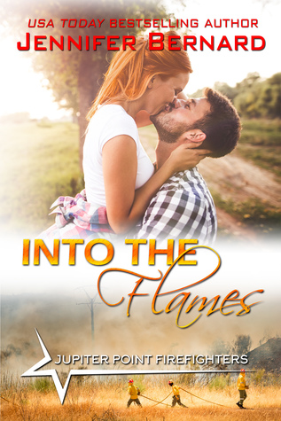 Into the Flames (Jupiter Point #3)