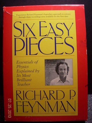 Ebook Six Easy Pieces Essentials Of Physics Explained By Its Most Brilliant Teacher By Richard