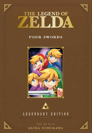 The Legend of Zelda: Legendary Edition, Vol. 5: Four Swords
