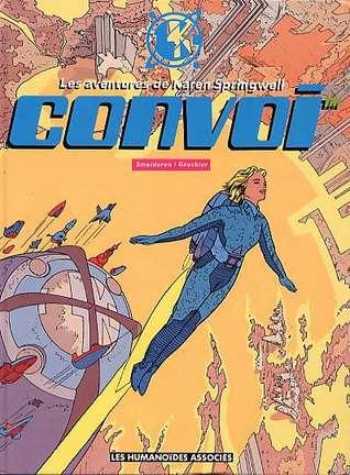 Convoi by Thierry Smolderen