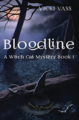 Bloodline (Witch Cat Mystery #1)