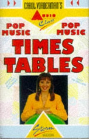 Pop Music Times Tables with Carol Vorderman