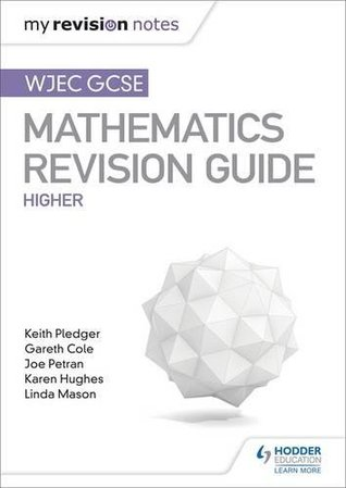 WJEC GCSE Maths Higher: Mastering Mathematics Revision Guide (My Revision Notes)
