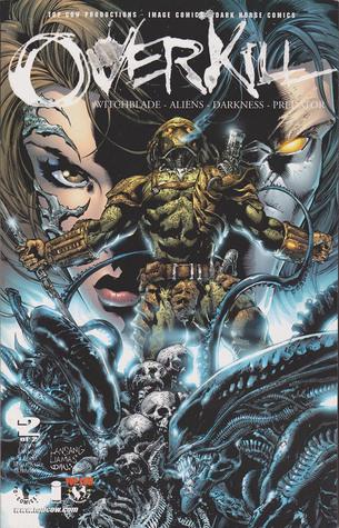 Overkill: Witchblade/Aliens/Darkness/Predator #2