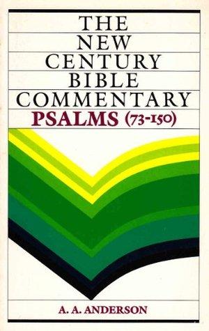 Psalms: v. 2 (New Century Bible)