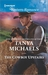The Cowboy Upstairs (Cupid's Bow, Texas, #4) by Tanya Michaels