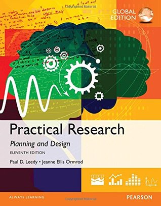 Practical Research: Planning and Design