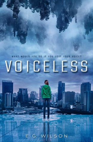 Voiceless Book Cover