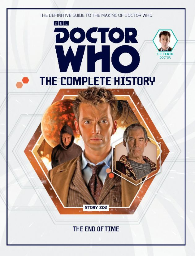 Doctor Who: The Complete History - Story 202 The End of Time (Doctor Who: The Complete History, #45)