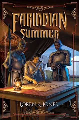 Farindian Summer (Stavin DragonBlessed Book 4)