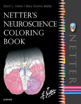 Netter's Neuroscience Coloring Book E-Book