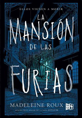 La mansión de las furias (House of Furies, #1)