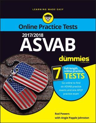 2017/2018 ASVAB for Dummies with Online Practice