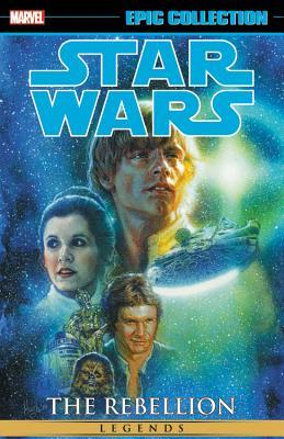 Star Wars Legends Epic Collection: The Rebellion, Vol. 2
