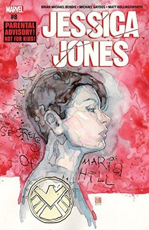 Jessica Jones (2016-) #8