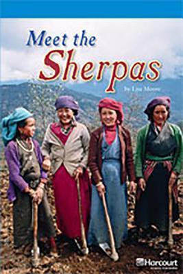 Storytown: On Level Reader Teacher's Guide Grade 5 Meet the Sherpas