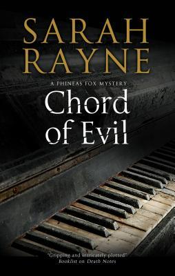 Chord of Evil (Phineas Fox #2)