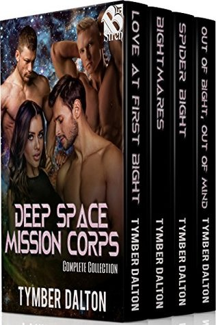 Deep Space Mission Corps Complete Collection (Deep Space Mission Corps #1-4)